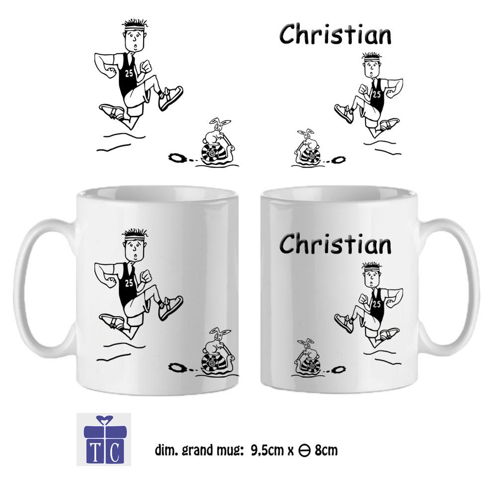 10Mug-texticadeaux-cadeaux-coureur-prénom-christian