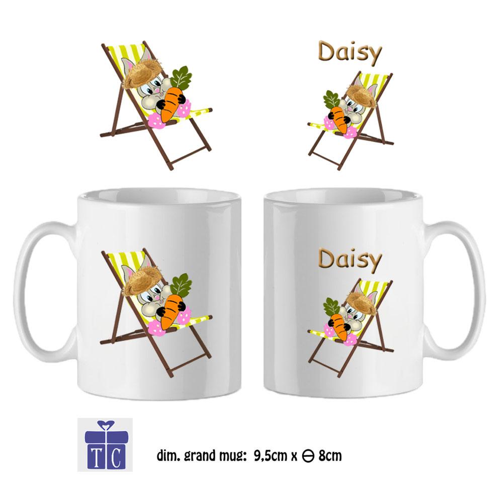 32Mug-texticadeaux-cadeaux-lapin-chapeauxdepaille-prenom-daisy