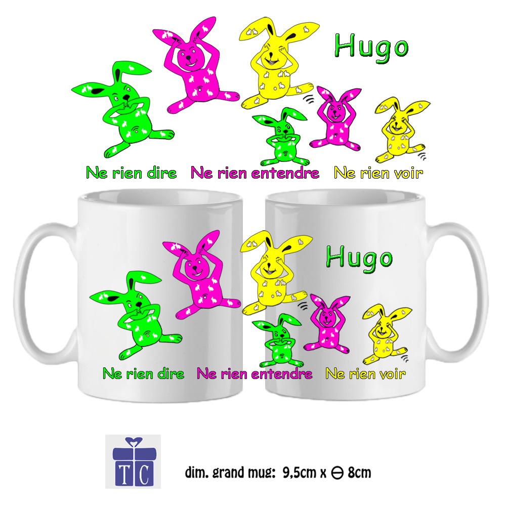 31Mug-texticadeaux-cadeaux-trois-lapins-prenom-hugo