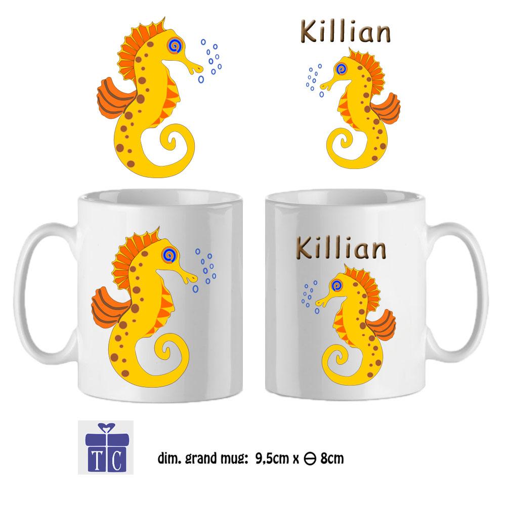 27Mug-texticadeaux-cadeaux-hippocampe-prenom-Killian