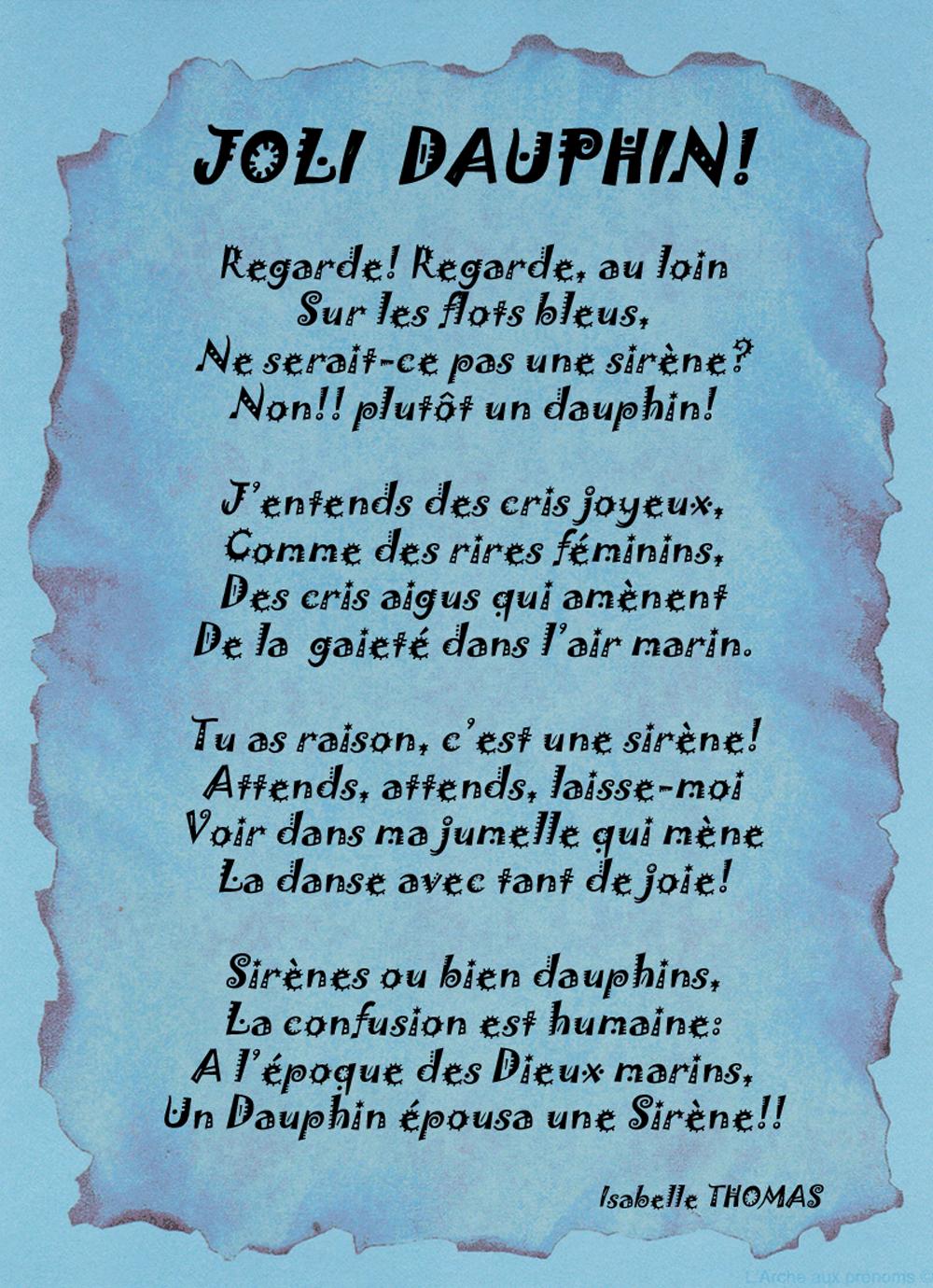 Un Poème Dauphin