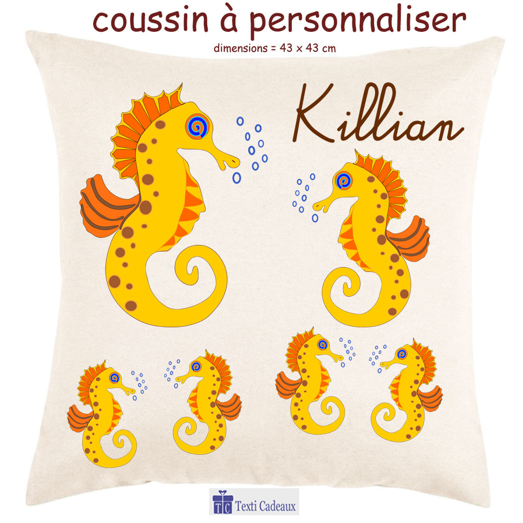 Coussin hippocampe