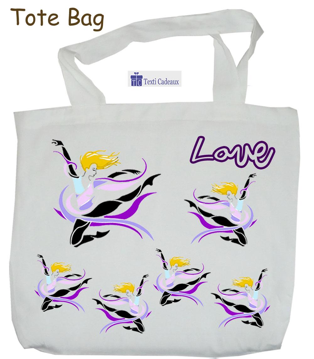 Tote Bags Danseuse