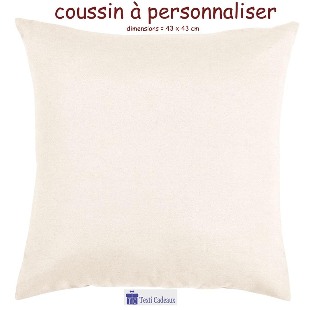 coussin licorne personnaliser coussin coussin fantastique texticadeaux. Black Bedroom Furniture Sets. Home Design Ideas