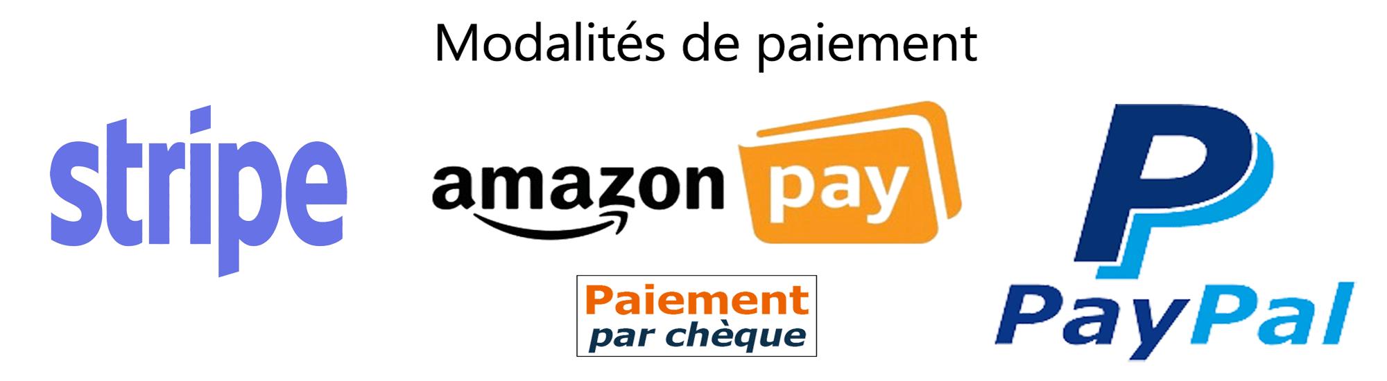 texti cadeaux modalites paiement stripe amazon pay pay pal cheque carte bleue