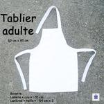 TABLIER ADULTE présentation