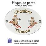 36Plaque de porte-texticadeaux-marmotte-ski-titouan