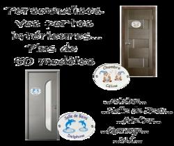 plaques-de-portes;personnalisation;personnalisable;personnalise;cuisine;chambre;salle-de-bains;prenom