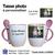 texti-cadeaux-Photo-tasse-bicolore-photo-rose-Mimi-sportif