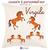 Coussin Cheval cabre Personnalisable avec un Prénom
