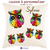 Coussin Chouette multicolor Personnalisable avec un Prénom
