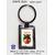 Porte Clés Chouette multicolor Personnalisable avec un Prénom