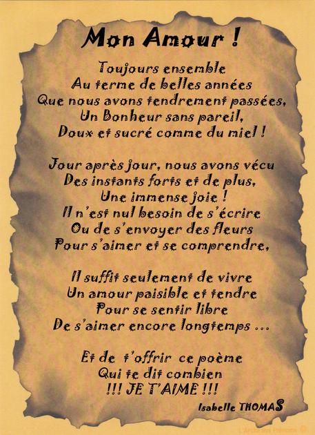 Un Poème Sur Lamour Ensemble