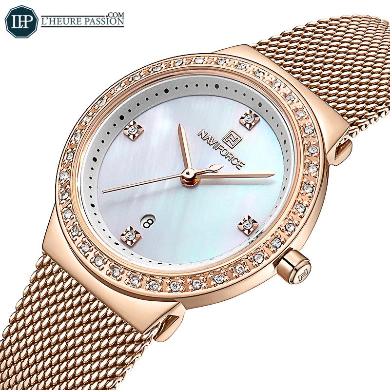 montre-bracelet femme mode décontracté