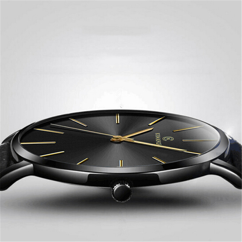 Montre homme ultra plate