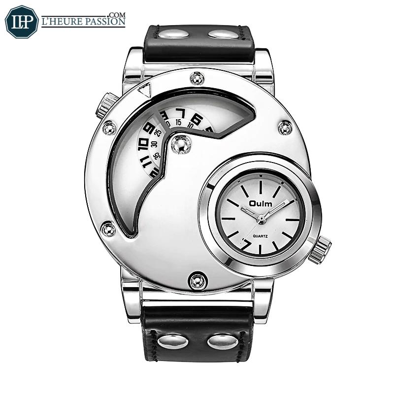0_Oulm-montre-homme-Quartz-montres-Top-marque-de-luxe-bo-tier-en-argent-PU-cuir-militaire