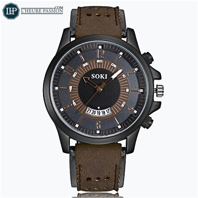 Montre Homme Fashion
