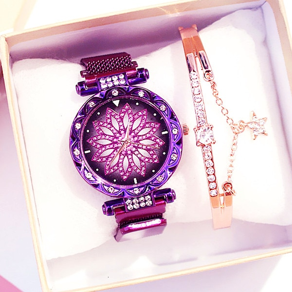 Ensemble montre et bracelet