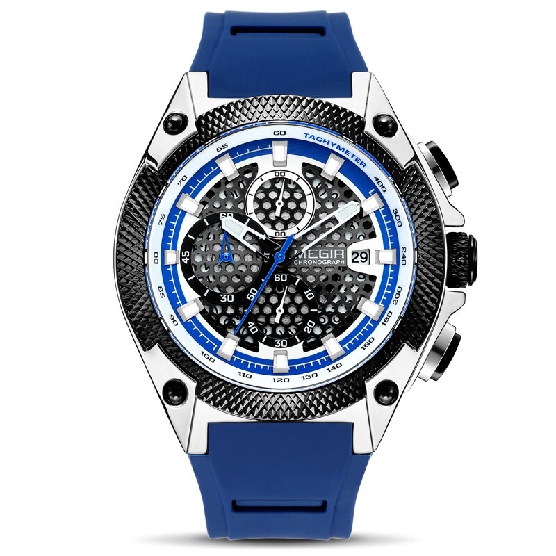 Bracelet silicone montre de sport