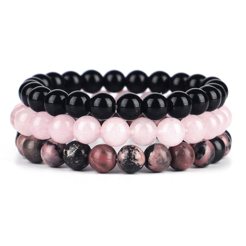 Triple Bracelet Confiance en l\'Amour
