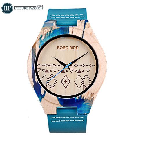 Vous rêvez d'une montre en bois de qualité ?