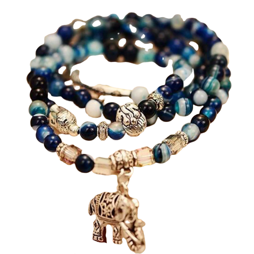 Bracelet en cristal naturel
