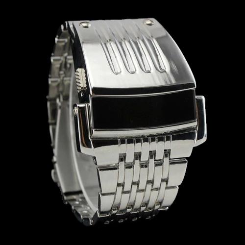 Grande montre futuriste