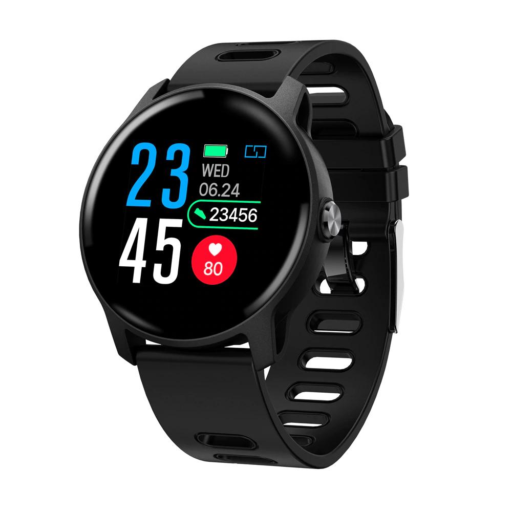 Montre Sport podomètre montre intelligente IP68  de fréquence cardiaque