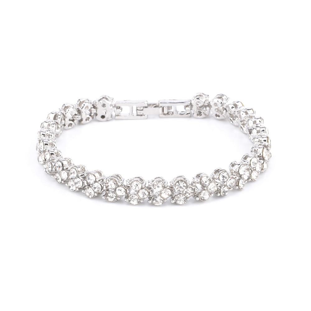 Bracelet en cristal romain pour les femmes