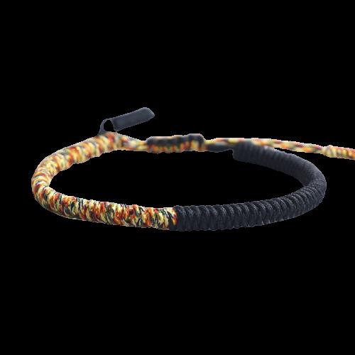 Bracelet fait à la main nœuds vintage