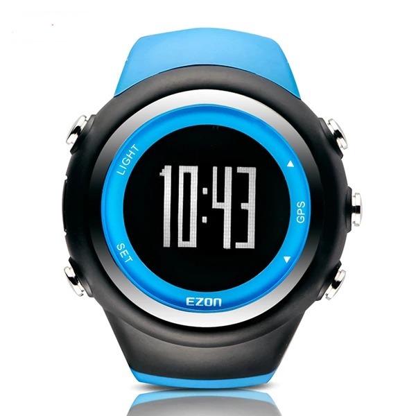 Montre numérique de Sport pour homme, Gps, vitesse, Distance des calories, chronomètre brûlant, étanche 50M