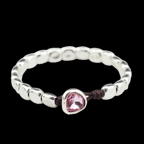 Bracelet en cristal de plusieurs couleurs pour femme