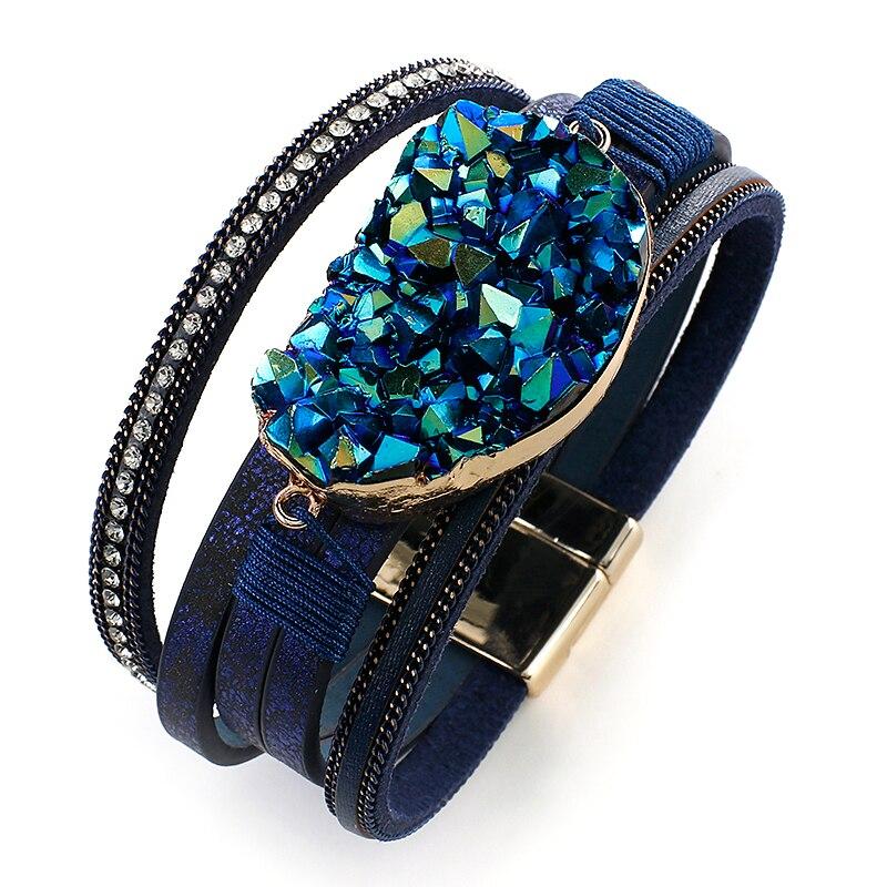 Bracelet Pour Femme Bohème multicouche