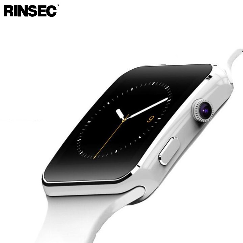 Montre connectée pour Apple iPhone IOS Android