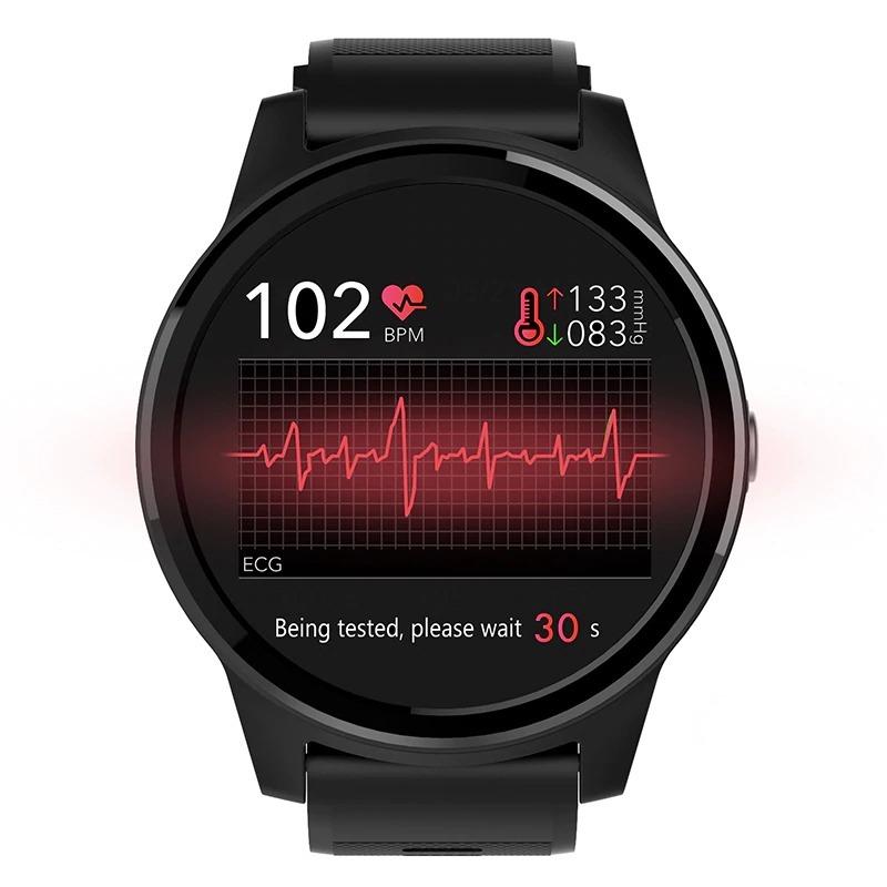 Montre intelligente Sport Fitness activé ECG PPG : votre meilleur équipement sport