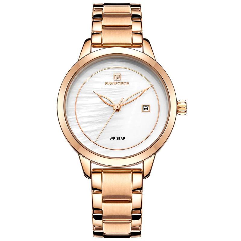 Montre-bracelet à Quartz élégante et étanche pour femme