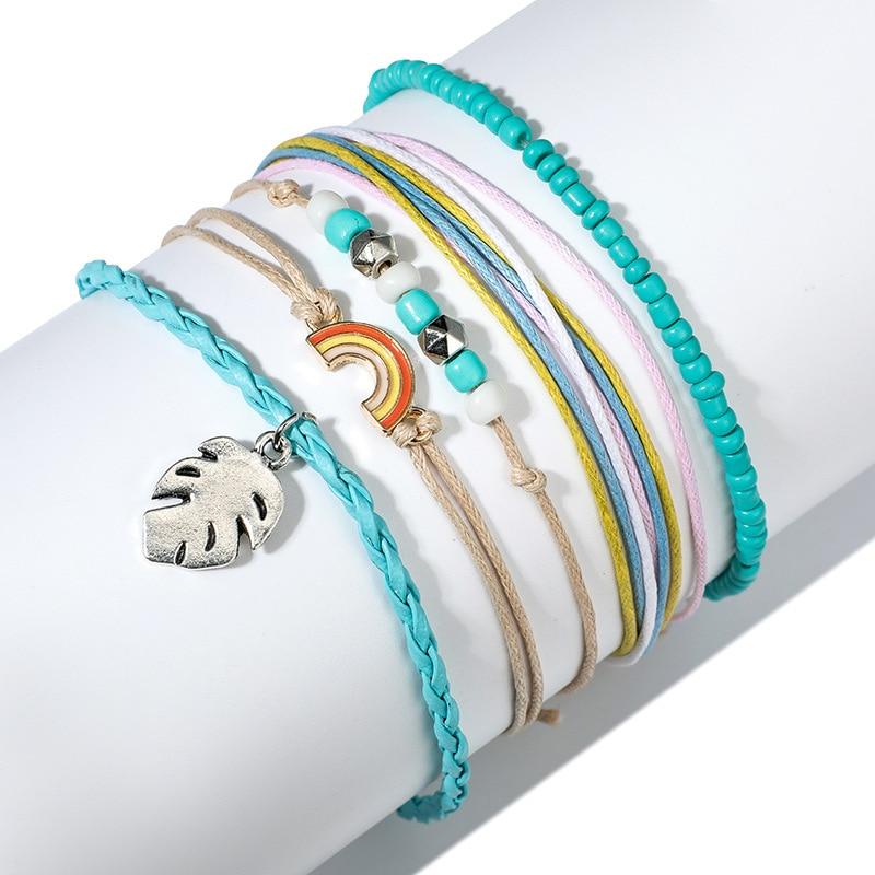 Bracelet vent de la plage