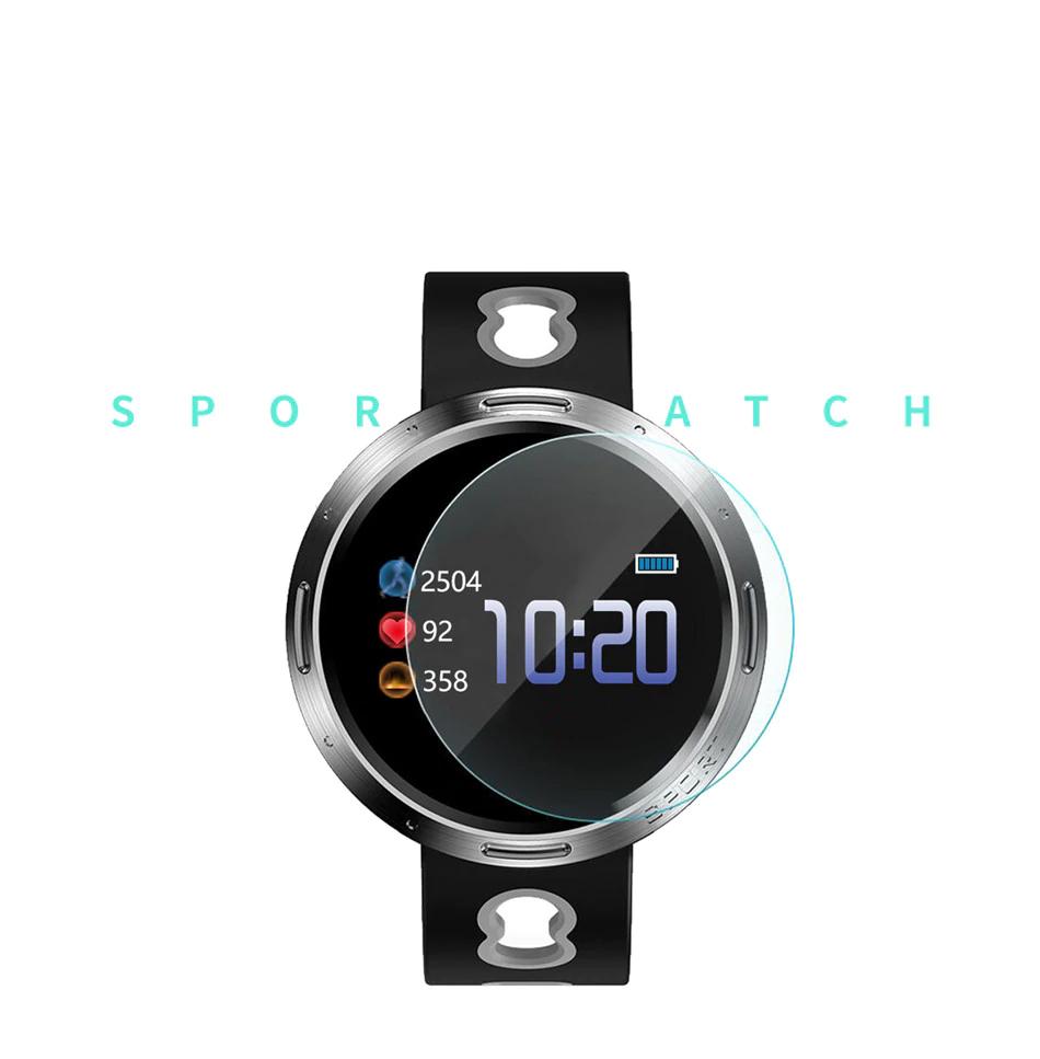 La montre intelligente numérique surveillant votre santé