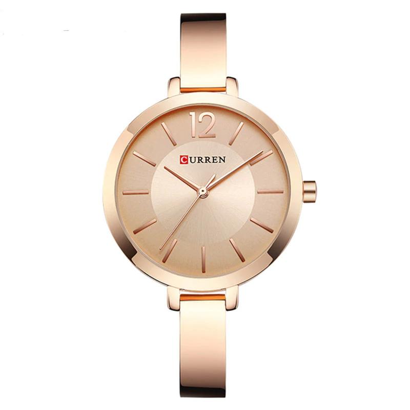 Votre montre féminine Quartz au design raffiné