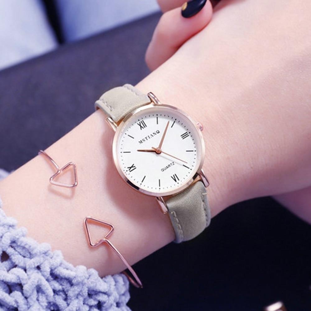 Mode Montre-Bracelet Pour Les Femmes