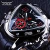 Jaragar-Sport-Racing-Design-G-om-trique-Triangle-Conception-V-ritable-Bracelet-En-Cuir-Hommes-Montres