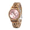 BOBO-oiseau-Relogio-Feminino-livraison-directe-dames-montres-bois-m-tal-chronographe-montre-bracelet-personnaliser-Logo