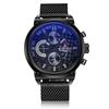 NAVIFORCE-marque-noir-mode-maille-acier-hommes-montre-Quartz-24-heures-Date-horloge-m-le-Sport
