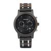 BOBO-OISEAU-montre-couleur-bois-Hommes-relogio-masculino-Bois-M-tal-chronographe-bracelet-Date-montres-quartz
