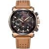 Leather gold brown_eloje-montre-a-quartz-pour-hommes-mode_variants-0