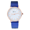 Gen-ve-femmes-classique-Quartz-Gel-de-silice-Montre-Bracelet-montres-Montre-Bracelet-horloge-cadeau-luxe