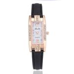 Nouveau-2018-Petit-Cadran-Femmes-montre-bracelet-occasionnelle-Dames-En-Cuir-strass-Quartz-Montre-femme-l