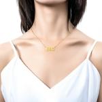 Acier-inoxydable-ann-e-num-ro-personnalis-colliers-pendentifs-pour-femmes-hommes-or-argent-longue-cha