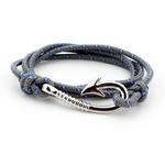 Bracelet-corde-multicouche-sans-fin-d-ao-t-pulseras-hombre-Tom-hope-ancre-nautique-marin-ancre