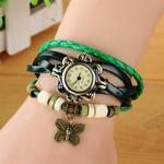 2019-Mode-montres-femmes-style-cor-en-Vintage-En-Bois-Perles-montre-papillon-Cordes-En-Cuir